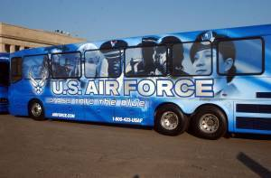Air Force new bus design