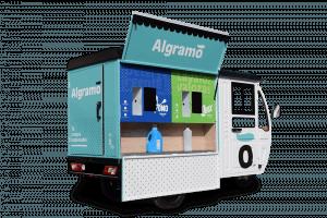 photo of algramo vehicle