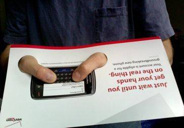 Texting Direct Mail Campaign