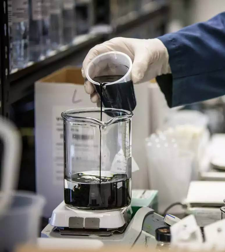 formulating ink in the kao collins lab