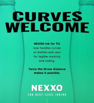 Nexxo ink advertisement